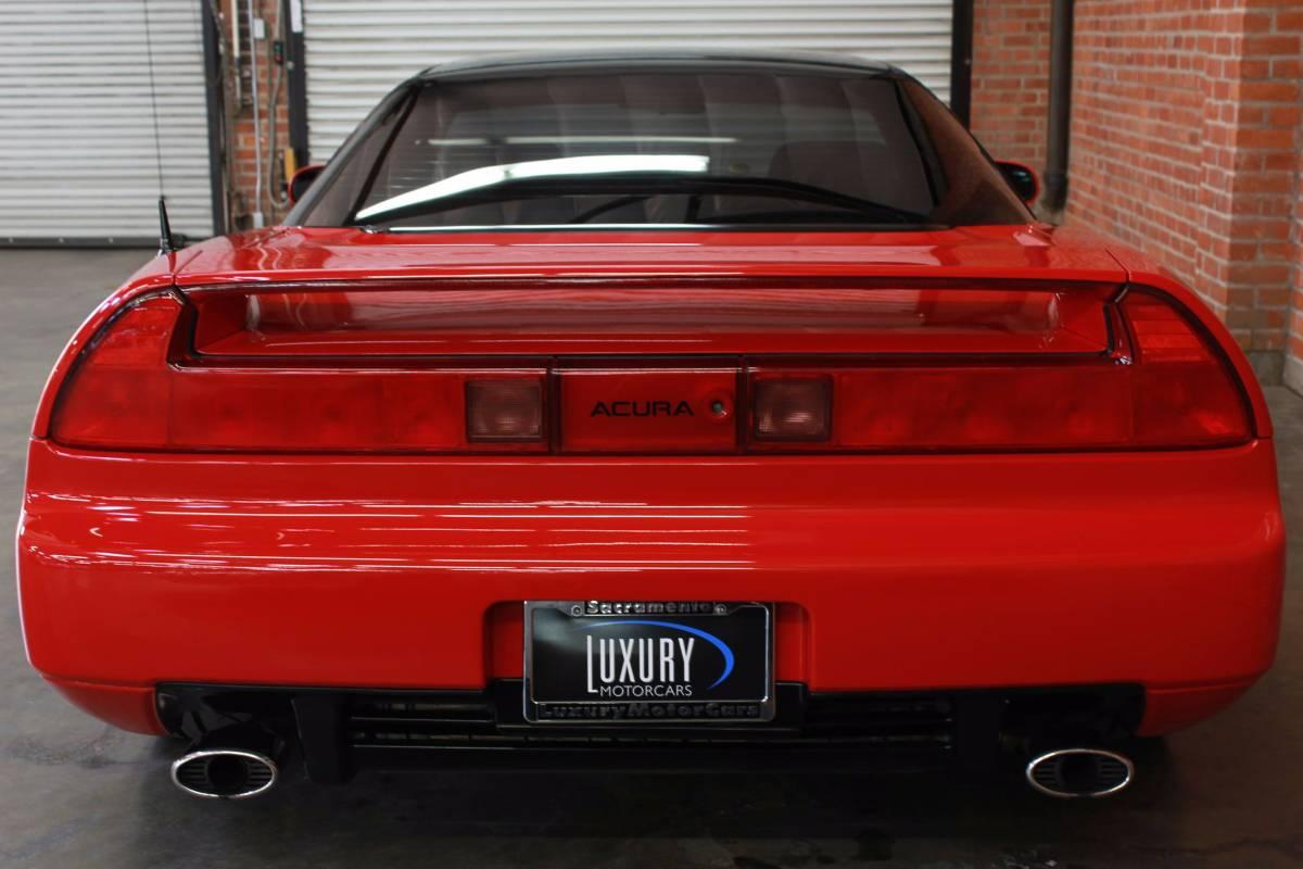 1991 Acura NSX For Sale In Sacramento, California