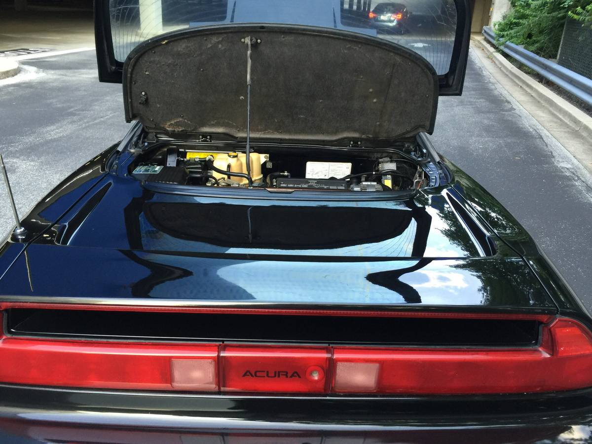 1991 Acura NSX For Sale in Burtonsville, Maryland ...