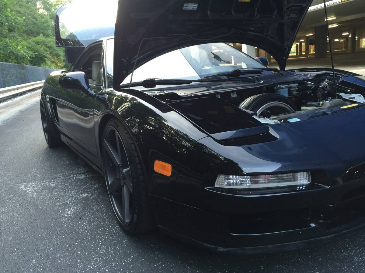 1991 Acura NSX For Sale In Burtonsville, Maryland
