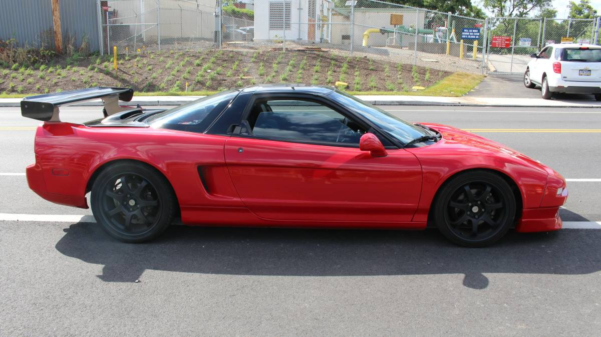 1991 Acura Nsx T For Sale In Cherry Hill New Jersey Craigslist Repost