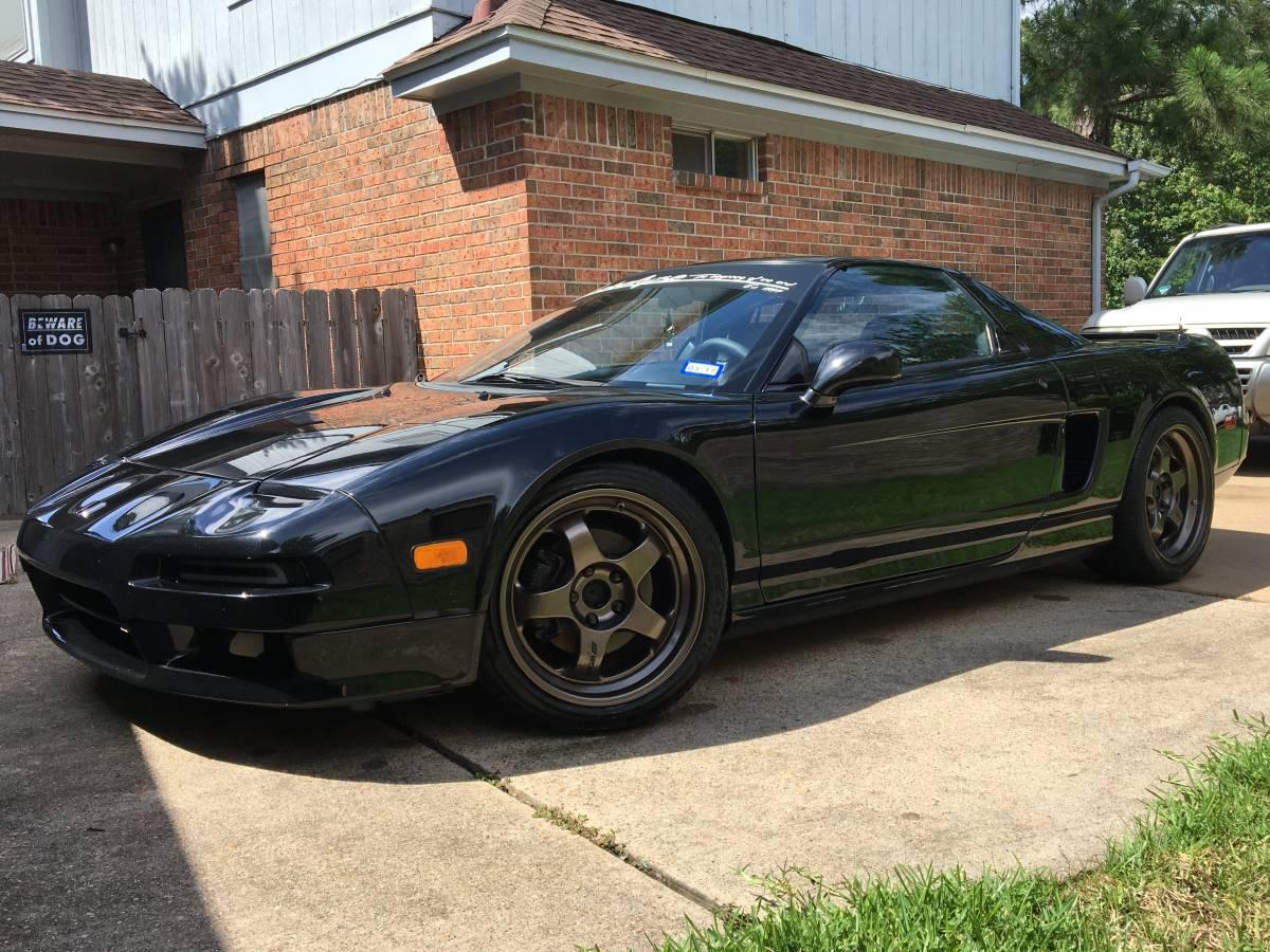 1991 Acura NSX For Sale in Houston, Texas - Craigslist Repost