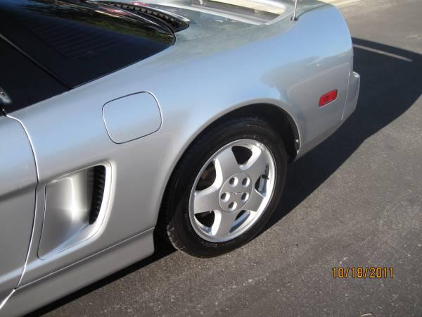 1991 Acura Nsx For Sale In Los Gatos California