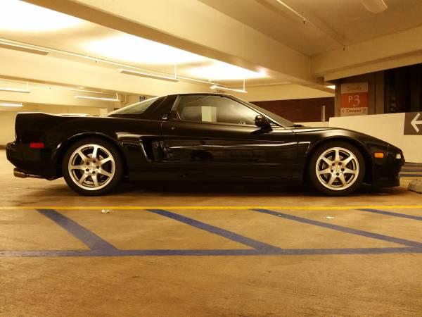 1991 Acura Nsx For Sale In Newport Beach California Craigslist Repost