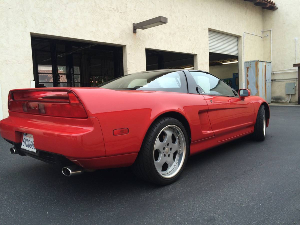 1992 Acura NSX For Sale in San Marcos, California ...