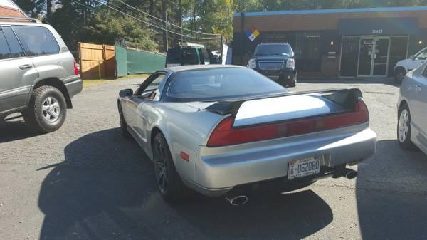 1992 Acura NSX For Sale in Charlotte, North Carolina ...