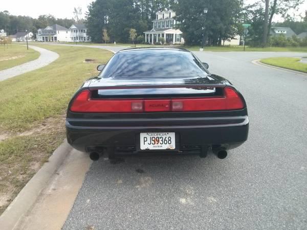 1992 Acura NSX-T For Sale in Savannah, Georgia ...
