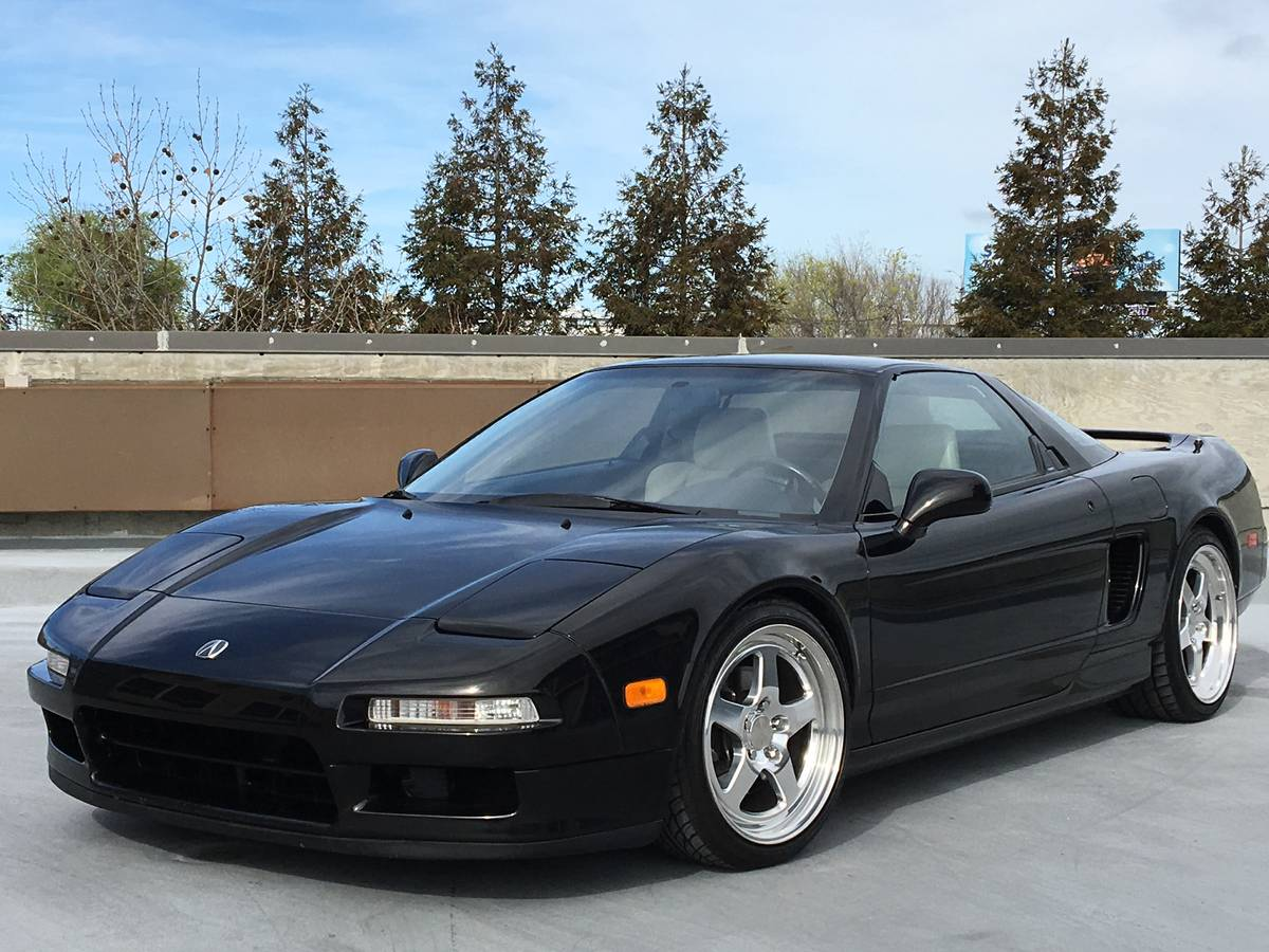 1992 Acura NSX For Sale in Walnut Creek, California ...