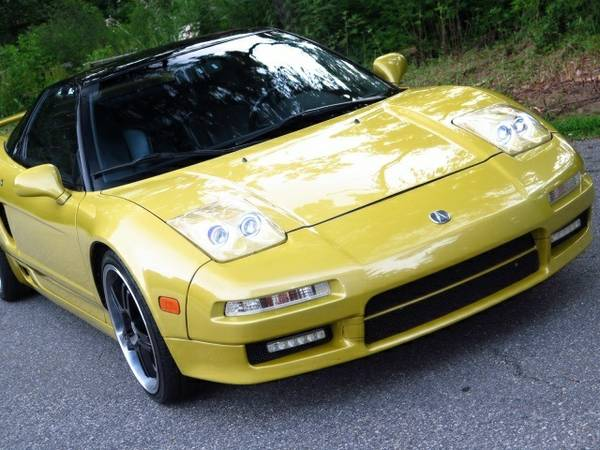 1993 acura nsx for sale in east brunswick central new jersey. Black Bedroom Furniture Sets. Home Design Ideas