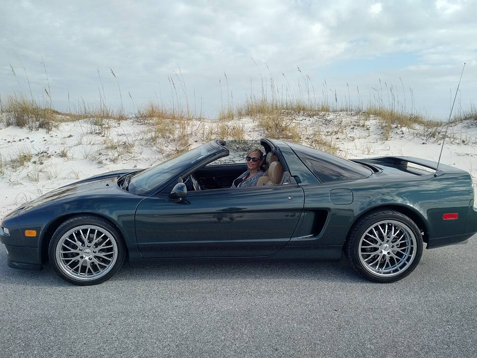 1995 acura nsx 3 0l 5spd for sale by private owner in milton florida. Black Bedroom Furniture Sets. Home Design Ideas