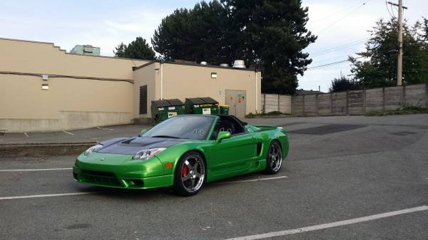 1995 Acura NSX For Sale in Vancouver, British Columbia ...