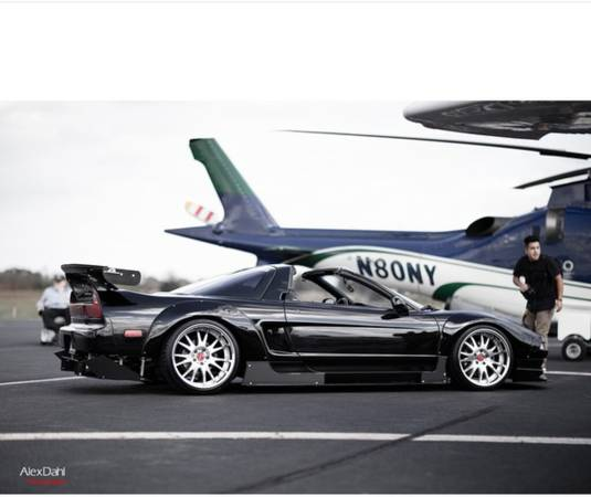1996 Acura NSX For Sale In Chesapeake, Virginia