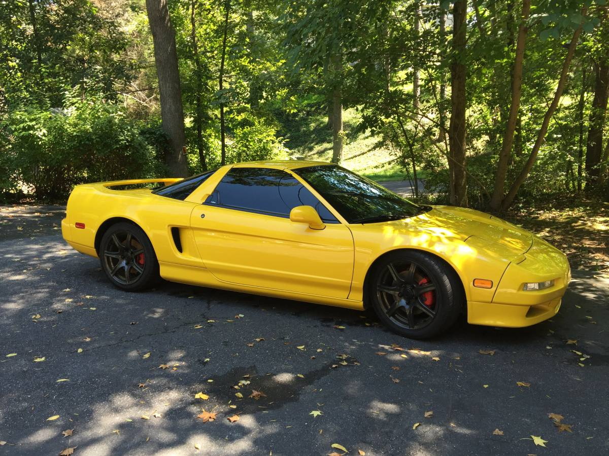 1998 Acura NSX For Sale in High Point, North Carolina - Craigslist Repost