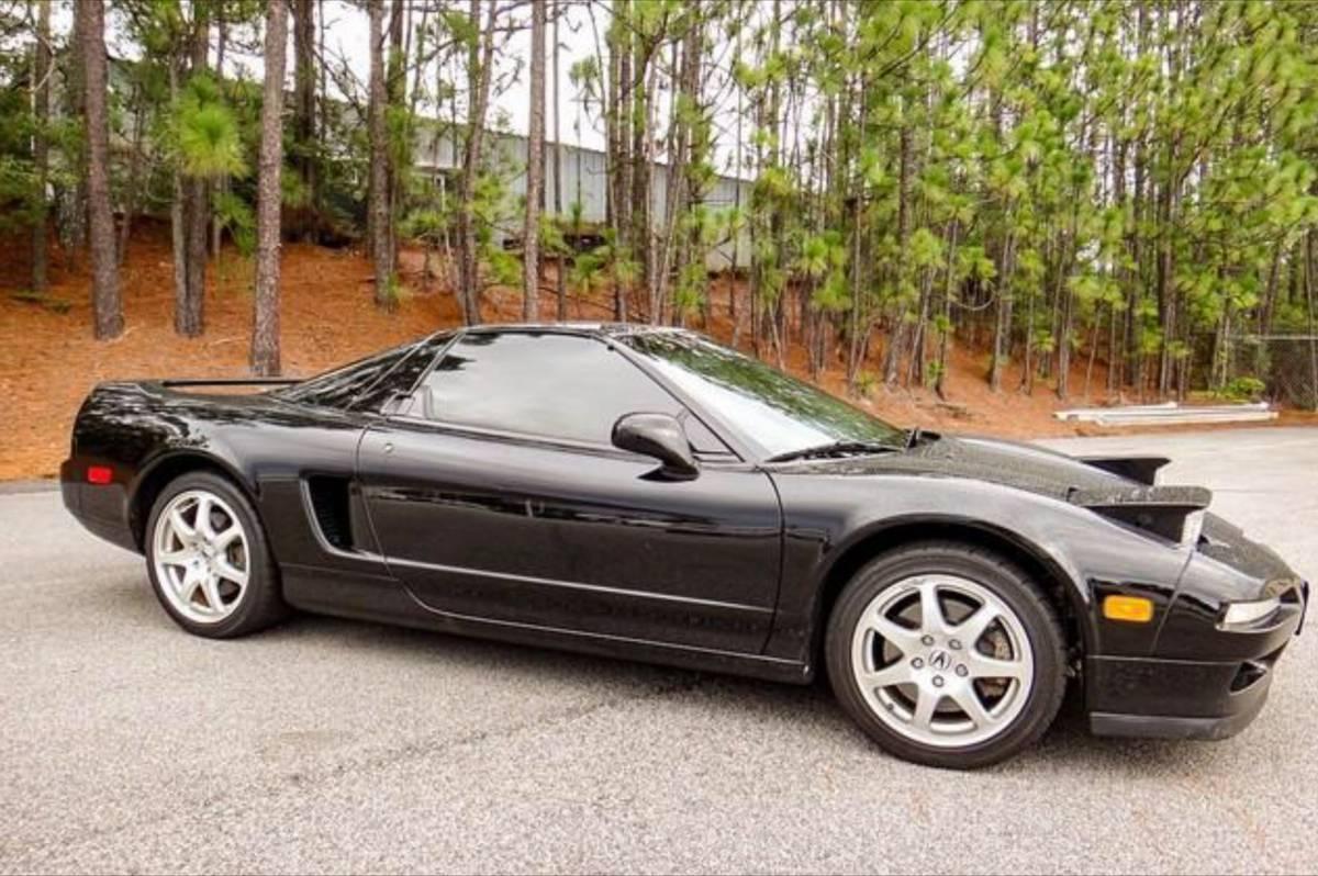 2001 Acura NSX-T For Sale in Augusta, Georgia - Craigslist ...