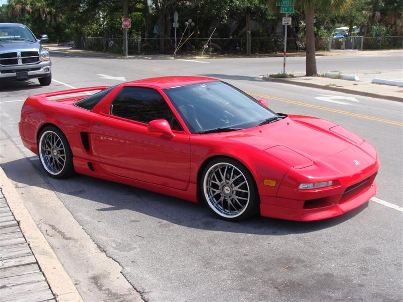Acura NSX (1990 - 2005) Photo Gallery - Images, Wallpaper, Custom Pics