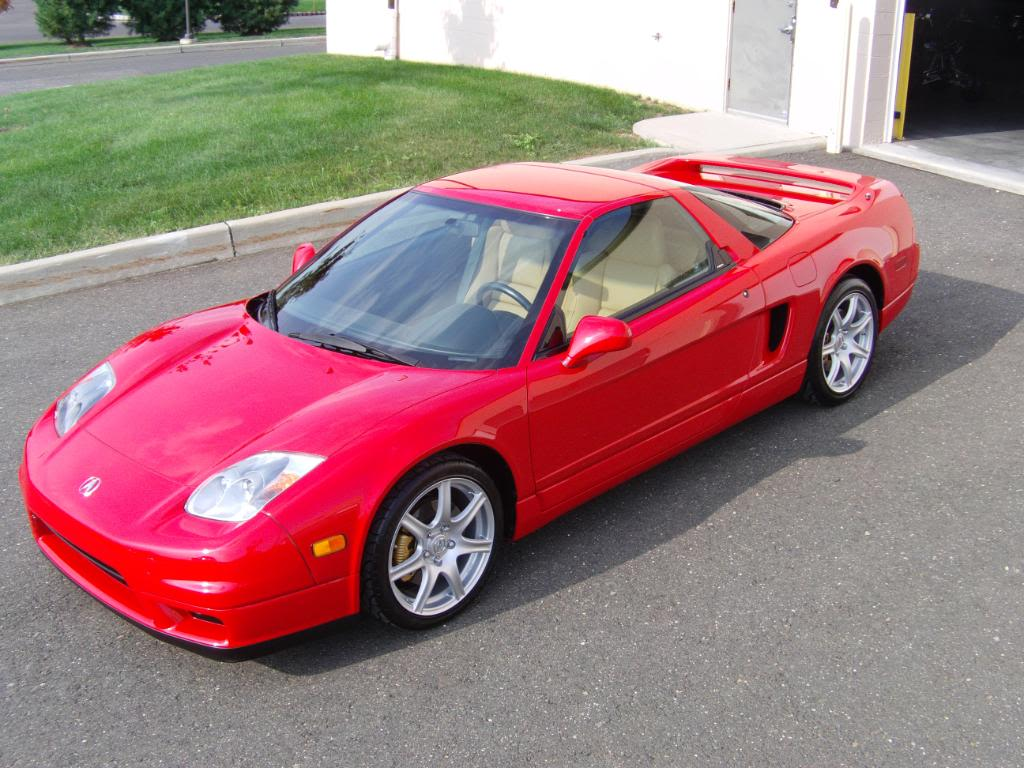 Acura Nsx 1990 2005 Photo Gallery Images Wallpaper