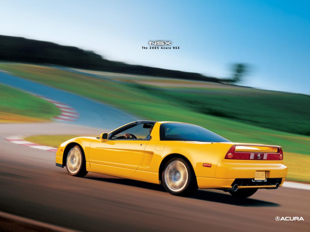 Acura NSX (1990 - 2005) Photo Gallery - Images, Wallpaper, Custom Pics