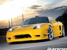 1998 Acura NSX