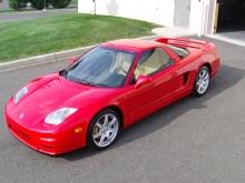 2004 Acura NSX