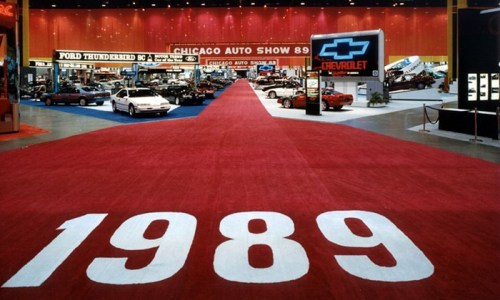 1989 Chicago Autoshow