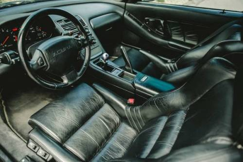 1991 Bloomington IN  Interior