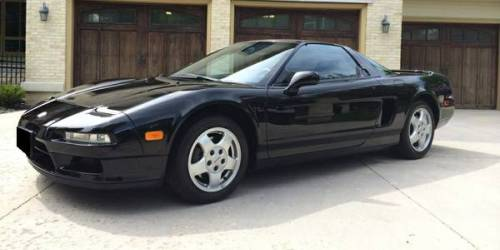 1992 Acura NSX For Sale by Owner in St. Augustine Florida ...