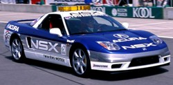 NSX Saftey Car