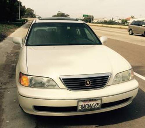 1997 Acura NSX For Sale In La Mesa CA