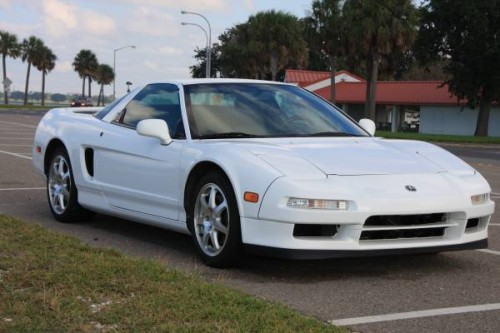 1997 Acura NSX-T For Sale in Slidell, Louisiana ...