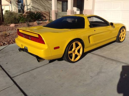 1999 Acura Nsx T For Sale In Henderson Nevada