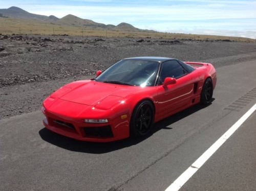 1991 Acura NSX For Sale in Hilo, Hawaii - Craigslist Repost