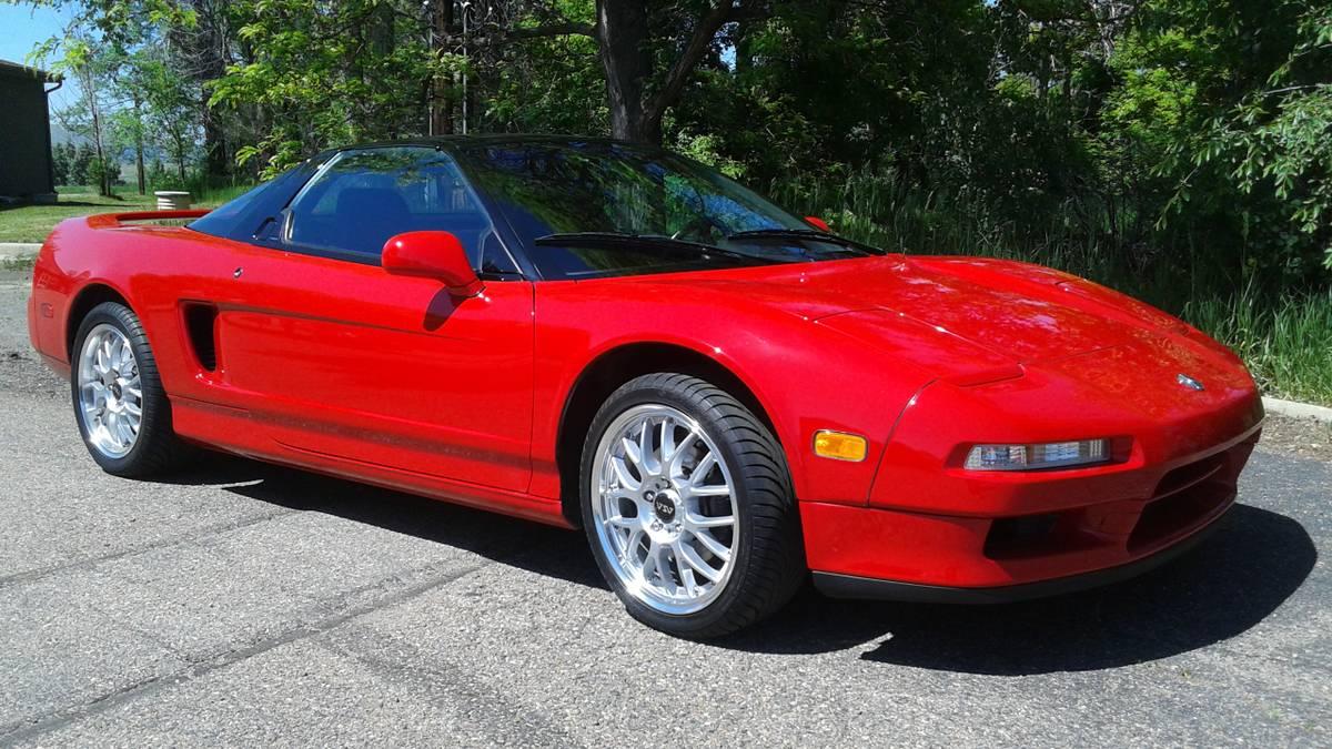 1991 Acura NSX For Sale in Denver, Colorado - Craigslist ...